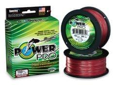 Power Pro PowerPro Splétaná šňůra 275 m red