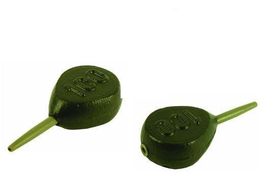 Extra Carp zátěž In-Line Flat Pear 100 g