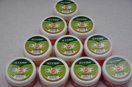 Jet Fish fluoro pop up 40 g 10 mm Broskev