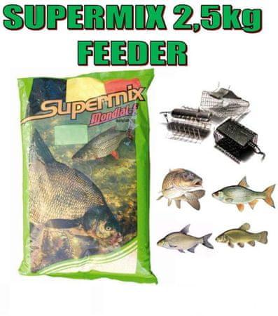 Mondial F krmítková směs supermix 2,5 kg