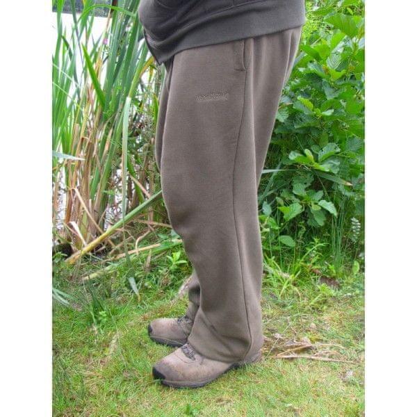 Trakker Fleecové tepláky Jogging Bottoms S,