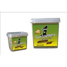 Anaconda natural softpellets 600 g