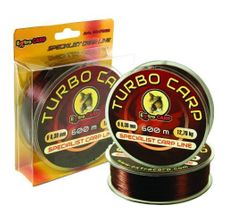Extra Carp Vlasec Turbo Carp Brown 600 m