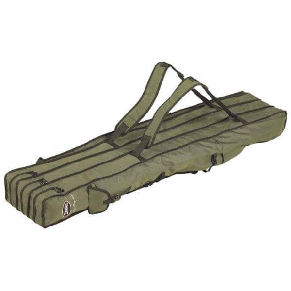 Saenger Specitec Pouzdro Basic RodBags 3 komory 110 cm