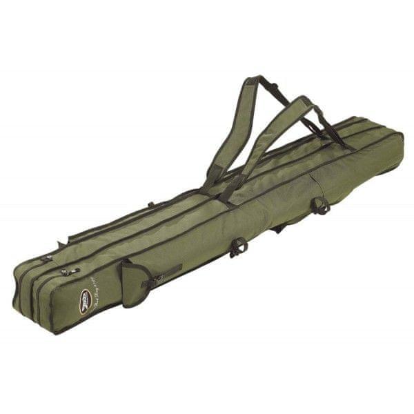 Saenger Specitec Pouzdro Basic RodBags 2 komory 130 cm