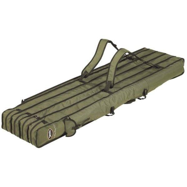 Saenger Specitec Pouzdro Basic RodBags 4 komory 130 cm