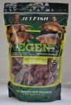 Jet Fish Boilie Legend Range GLM Enduro 900 g, 16 mm + A.C. Mušle
