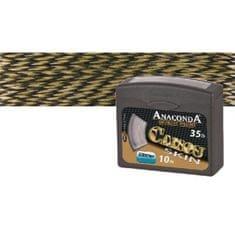 Anaconda návazcová šnůra Gentle Link 10 m Camo