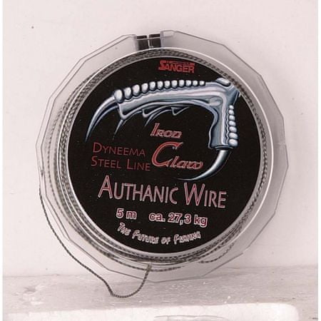 Iron Claw Authanic Wire 10 m 10,2 kg
