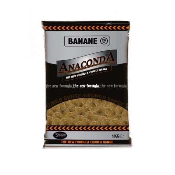 Anaconda boilies Crunch new formula 1 kg 16 mm Banán