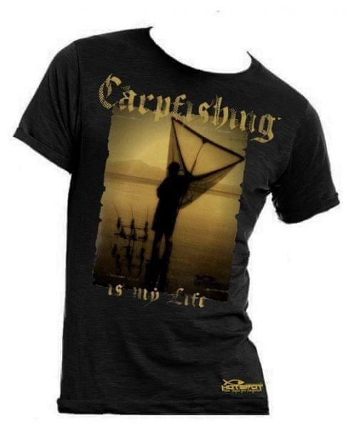 Hotspot Design Tričko Carpfishing Is My Life L