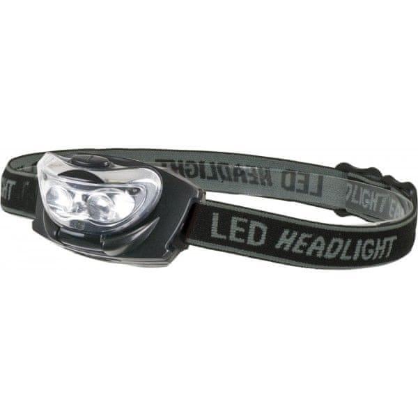 Saenger Čelová svítilna, Duo Red LED