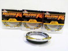Falcon šňůra F4 Braid 100 m Green