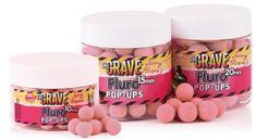 Dynamite Baits Plovoucí boilie Pop-Ups Crave Pink Fluro