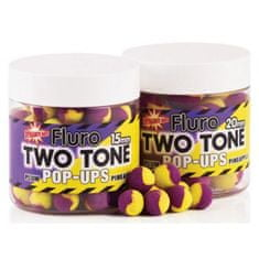 Dynamite Baits Boilies Fluoro Two Tone Pop-Ups Plum & Pineapple