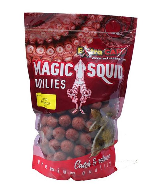 Extra Carp boilies Magic Squid 1 kg 16 mm Liver