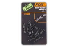 Fox Obratlík Edges kwik change swivels