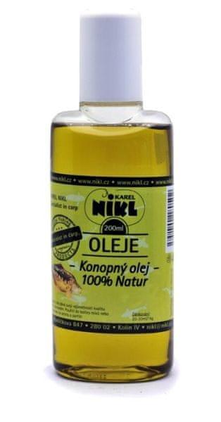 Nikl olej konopný 500 ml