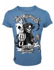 Hotspot Design Tričko Skull Ace Angler