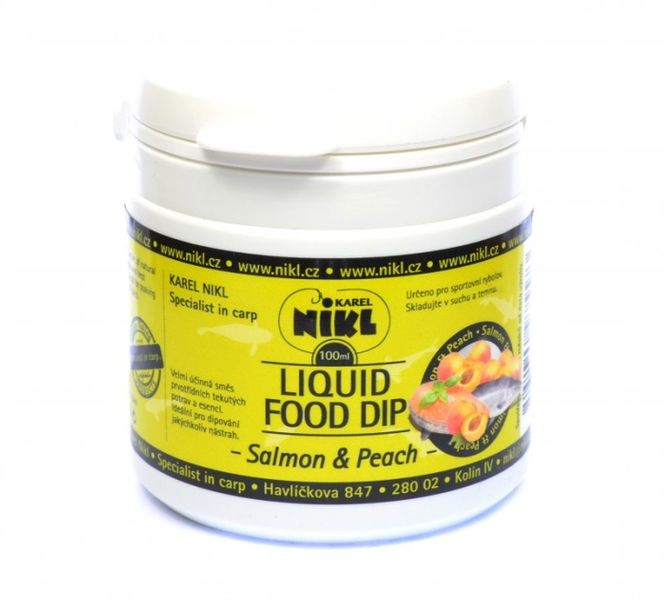 Nikl Liquid Food Dip 100 ml ananas&butyric acid