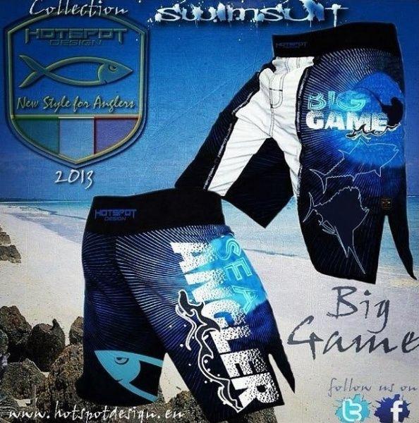 Hotspot Design HOTSPOT Plavky Big Game XXL
