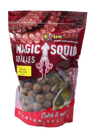 Extra Carp boilie Magic Squid 1 kg 20 mm plum