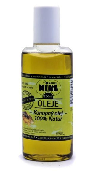 Nikl olej lososový 500 ml