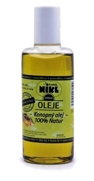 Nikl olej lososový 200 ml