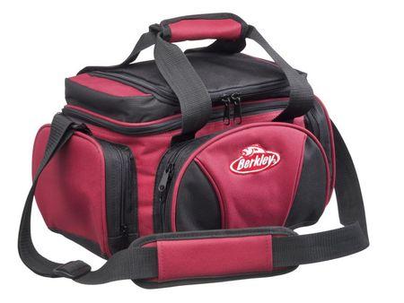 Berkley Taška SYSTEM BAG 2015 RED-BLACK L (+4krabičky)