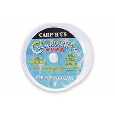 Carp ´R´ Us Clearwater XT fluorocarbon Čirý 400 m