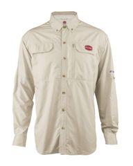Penn TECHNICAL VENTED SHIRT TAN (košile s dlouhým rukávem)