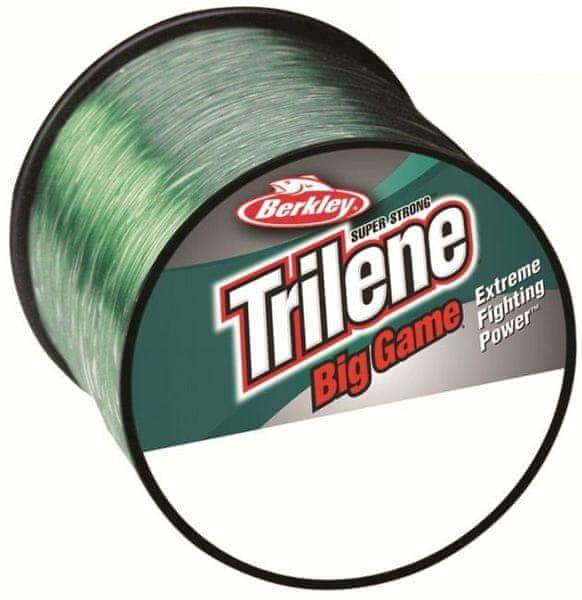 Berkley Vlasec Trilene Big Game Green 1000 m 0,33 mm, 8,5 kg