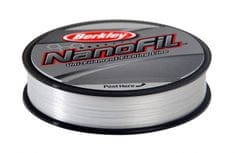 Berkley Vlasec Nanofil Clear 125 m