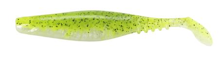 Berkley gumová nástraha flex stoop shad chartreuse 7,5 cm