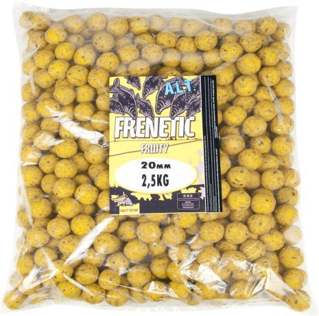 Carp Only Boilies Frenetic Fruity 2,5 kg, 20 mm