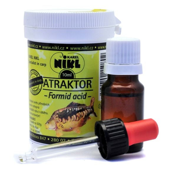 Nikl atraktor n-butyric acid 10 ml