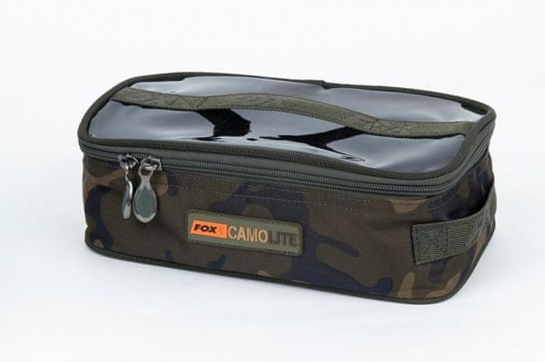 Fox Pouzdro Camolite Accessory Bag Large