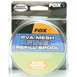 Fox Náhradní PVA síťka Narrow Refill Spool - Fine Mesh 10 m 25 mm