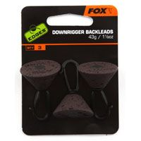 Fox edges zadní olovo downrigger back leads