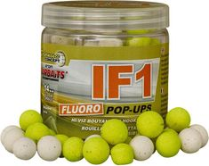 Starbaits Plovoucí boilie Concept Fluo pop up IF1