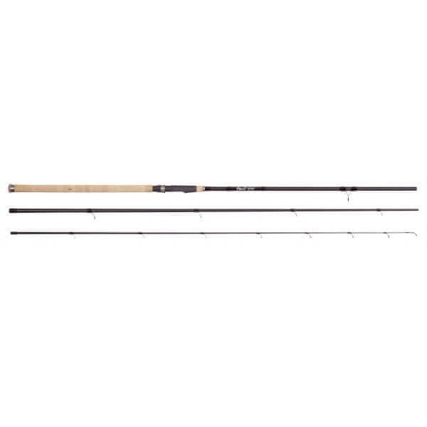 Saenger Specitec prut Match Pro–T Black 3,9 m 5-20 g