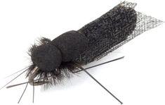 Nash Brouk Zig Bugs Black Sedge micro barbed 3 ks