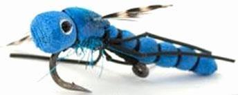 Nash Brouk Zig Bugs Blue Damsel micro barbed 3 ks