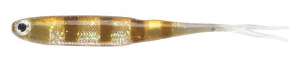 Berkley Smáček Powerbait Drop Shot Minnow Native Brown 5 cm