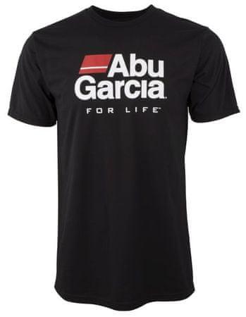 Abu-Garcia Tričko T-shirt Black XXL