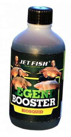 Jet Fish booster Legend 250 ml broskev