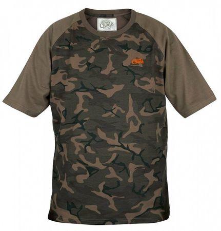 Fox Tričko Chunk T-shirt Camo/Khaki L