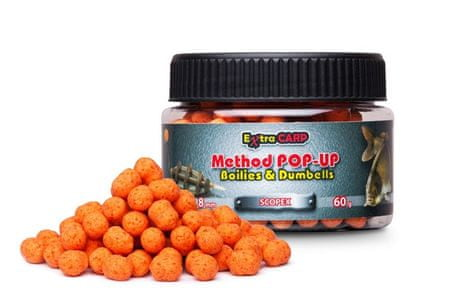 Extra Carp Method POP-UP 8 mm 60 g Squid Octopus