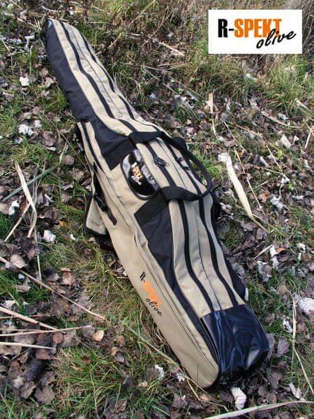 R-SPEKT 2komorové pouzdro na rybářské pruty 90 cm