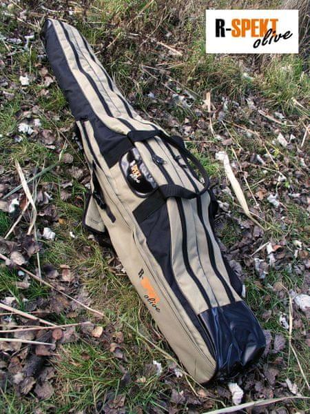 R-SPEKT 2komorové pouzdro na rybářské pruty 195 cm